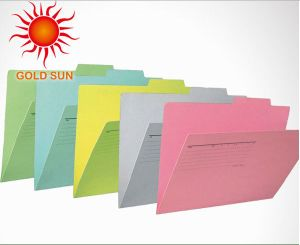 Colourful Moisture Proof Manila Paper Board pictures & photos