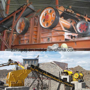 Jaw Crushing Plant for Stone Crusher Plant pictures & photos