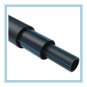 Water Supply HDPE PE80/100 Tube/Pipe for Pn12.5 Pn17 Pn21 Pn26