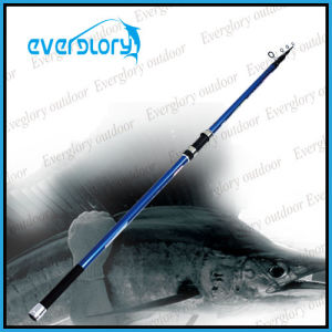 High Recommended Glass Material Tele Surf Rod Fishing Rod pictures & photos