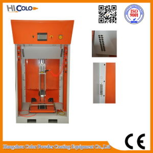 Automatic Powder Coating Feed Center for Fast Color Change pictures & photos
