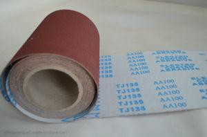 Machine Use Aluminum Oxide Abrasive Cloth Tj135 pictures & photos