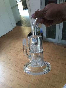 Newest Factory Price Tobacco Glass Smoking Water Pipe pictures & photos
