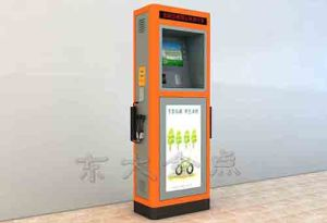 Public Bicycles-Charge Type Central Control Cabinet pictures & photos