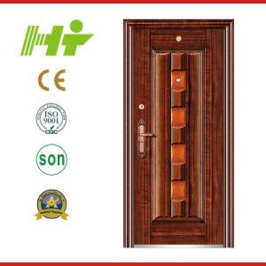 Steel Security Door Iron Door (HT-22)