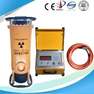 Portable X-ray Flaw Detector Xxh-3505 with Glass Tube Machine