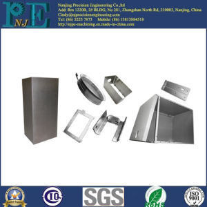 High Quality Stainless Steel Stamping Machinery Part pictures & photos