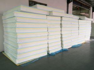 Best Care Healthy Latex Foam Mattress Gel Memory Foam Mattress pictures & photos