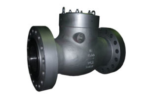 API Cast Steel Pressure Seal Swing Check Valve pictures & photos