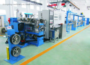 Zd-60+35 Double (Triple) Layer Co-Extrusion High-Speed Extrusion Machine