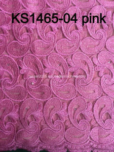 2016 High Quality Lace, Guipure Lace Fabric, Flower Bridal Lace Fabric Wholesale pictures & photos