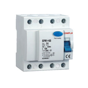 CFR1-63 Residual Current Circuit Breaker RCCB, ELCB pictures & photos