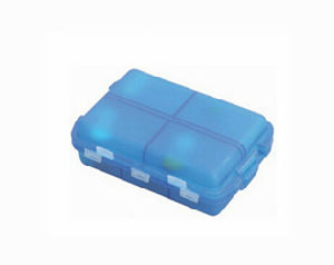 High Quality Hot Selling Pill Box with Lock pictures & photos