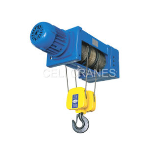 Zhg Wire Rope Hoist 4/1 Falls