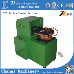 Balloon Screen Printer (SPB Series) pictures & photos