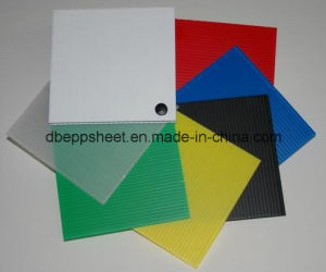 PP Corrugated Sheets pictures & photos