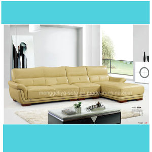 High Quality Sectional Genuine Leather Sofa (806#)