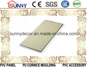 PVC Panel, PVC Ceiling, PVC Wall Panel, PU Moulding pictures & photos