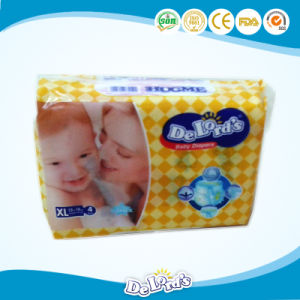 Stocklot Good Quality for Sale Baby Diapers pictures & photos