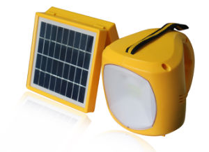 Portable Solar Emergency Light pictures & photos