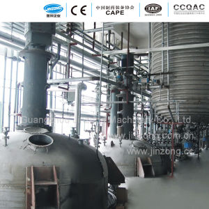Jinzong Machinery 1000L Complete Alkyd Resin Plant/ Stainless Steel Alkyd Resin Reactor pictures & photos