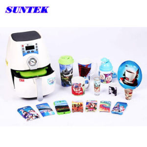 3D Sublimation Vacuum Machine for Combo Mug&Phone Cases (ST-1520BW) pictures & photos