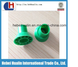 Plastic Cone Used Tie Rod Support Pipe End Cap to Prevent Concrete Enter pictures & photos