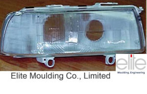 Plastic Injection Mould for Auto Lamp Parts