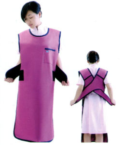 Lead Aprons for Radiation Protection, X-ray Lead Protective Apron, Single Side 0.5mmpb