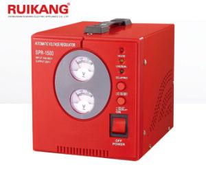 Relay Type Meter Display 5000 Watt AC Automatic Voltage Regulator pictures & photos