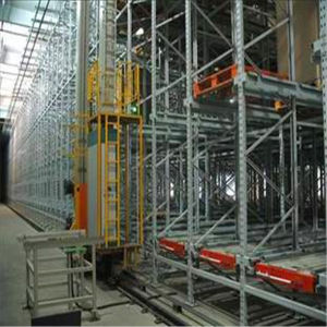 Drive in Racking System, High Density Radio Shuttle Drive in Racking pictures & photos