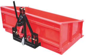 3-Point Linkage Transport Box pictures & photos