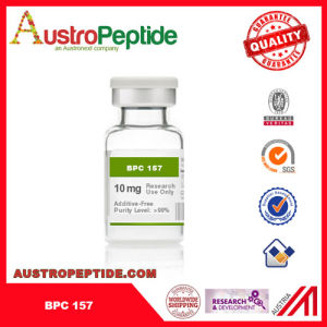 High Purity Bpc157 Peptides Bodybuilding Pentadecapeptide Bpc 157 pictures & photos