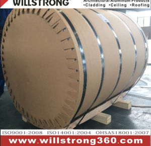 0.2/0.4mm Coating Aluminum Coil with Stone Pattern pictures & photos