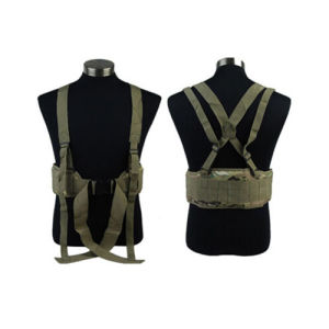 Anbison-Sports Airsoft Molle II Panel Platform Waist Belt Suspender pictures & photos