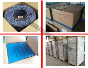 24AWG Solid LAN Cable Cat5e CCA pictures & photos
