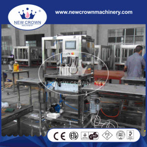 Linear Automatic Mayonnaise Filling Machine pictures & photos