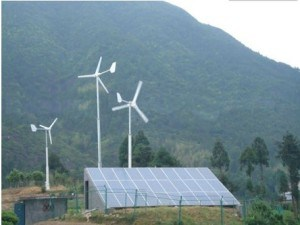 5kw Horizontal Windmill Generator Independent System for Remote Area pictures & photos