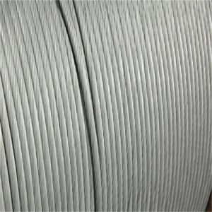 Metal Steel Acs Aluminum Clad Steel Strand Wire for Transmission Line pictures & photos