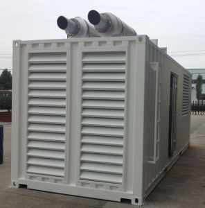CE Approved High Quality 1250kVA Diesel Genset/Cummins Engine with Stamford Alternator pictures & photos