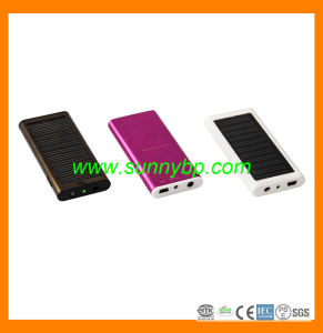 Solar Mobile Power Bank with CE Certification for Sale pictures & photos