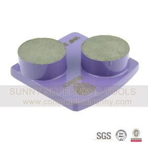 New! Redi-Lock Concrete Grinding Pad for Husqvana pictures & photos