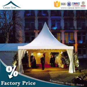 Customized Size Pagoda Gazebo Wedding High Peak Marquee Tent pictures & photos