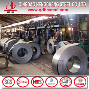Hot Dipped Dx51d Zero Spangle Gi Steel Strip pictures & photos