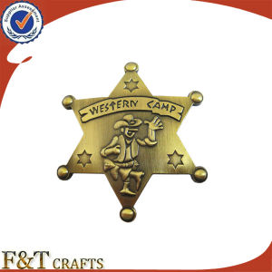 Promotional Metal Badge with Your Design pictures & photos