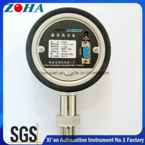 Dp385 Digital Pressure Gauge High Precision with 5 Digits LCD pictures & photos