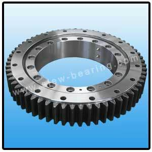 Three Row Roller External Gear Slewing Bearing Slewing Ring 071.20.383f