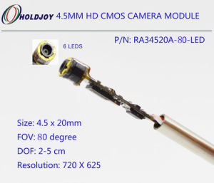 2016 Hot Selling New 4.5 mm Diameter+80 Degree Fov Endoscope Camera Module