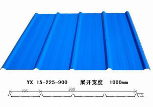 Color Steel Roofing Plates Lowest Factory Price EXW pictures & photos