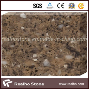 Cut to Size Artificial Quartz Stone Tille for Decoration pictures & photos